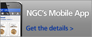 NGC Announces New Mobile App